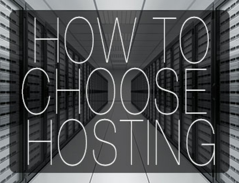 How to choose hosting and why I chose Siteground