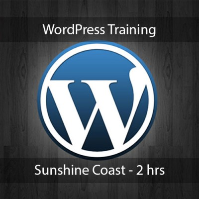 sunshine coast wordpress training